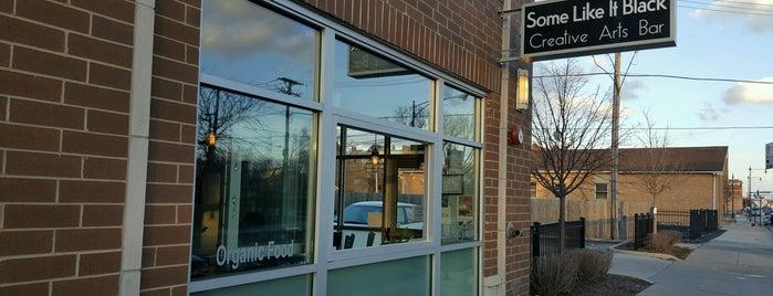 Some Like It Black Creative Arts Bar is one of Orte, die Ramel gefallen.