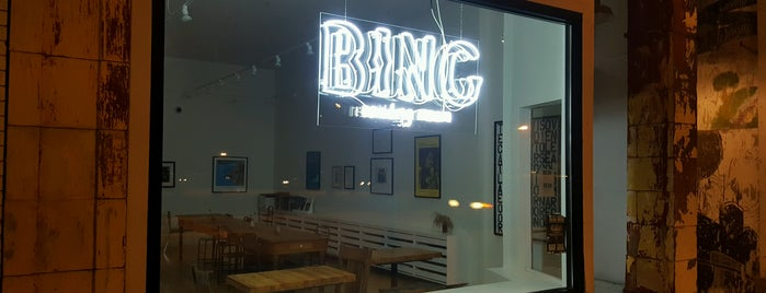 BING Art Books is one of Chicago.