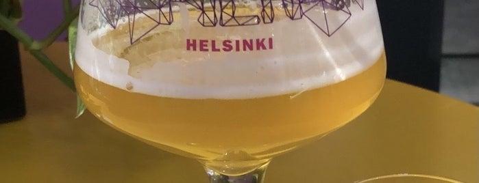Pien Shop & Bar is one of Helsinki.