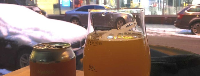 Bar Bronco is one of helsinki m.