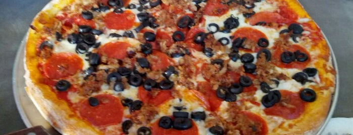 Vino's Pizza is one of Leggo!.