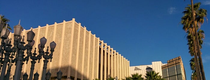 Los Angeles County Museum of Art (LACMA) is one of LAX.