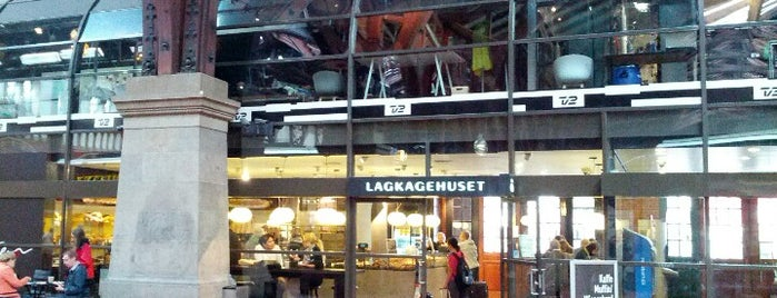 Lagkagehuset is one of Copenhagen.
