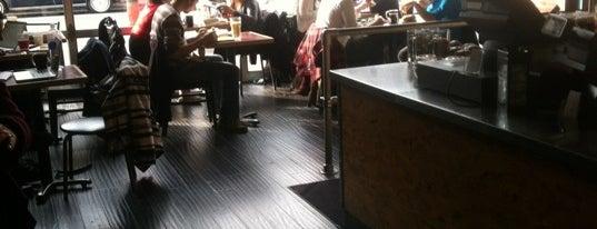 Diesel Café is one of Maine!.
