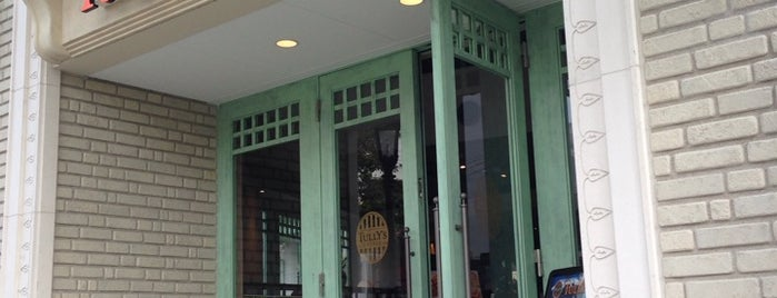 Tully's Coffee is one of Kobe-Japan.
