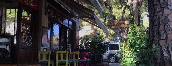 Birgi Sofrası is one of Tire Ödemiş Birgi.