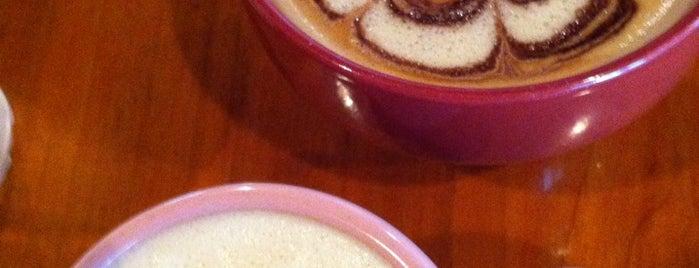 Coffee Shack is one of Lugares favoritos de Kyle.