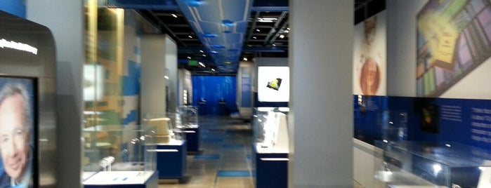 Intel Museum is one of SF und Arizona.
