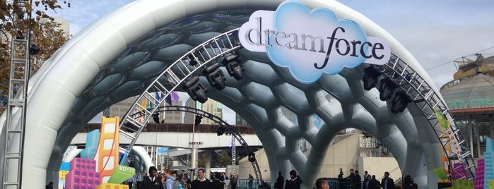 Dreamforce 2013 is one of SFDC.