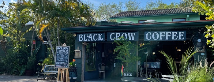 Black Crow Coffee Co Grand Central Dist is one of TropiCreek.