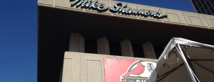Mike Shannon's Steakhouse is one of 2013 Illinois-Missouri.