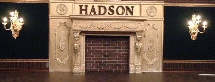 Hadson is one of สถานที่ที่บันทึกไว้ของ Любовь.