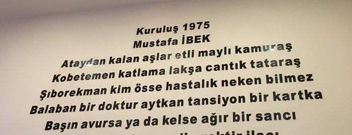 Papağan Çibörek is one of Hakan 님이 저장한 장소.