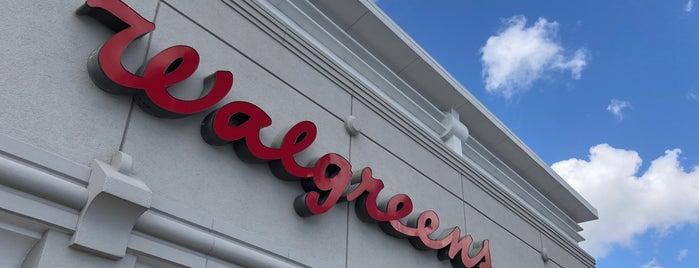 Walgreens is one of Locais curtidos por Samah.