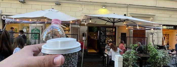 Roscioli CAFFè - pasticceria is one of Italy 2019.