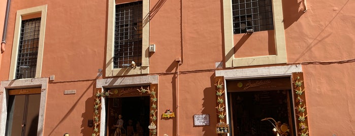 Bartolucci is one of Rome.