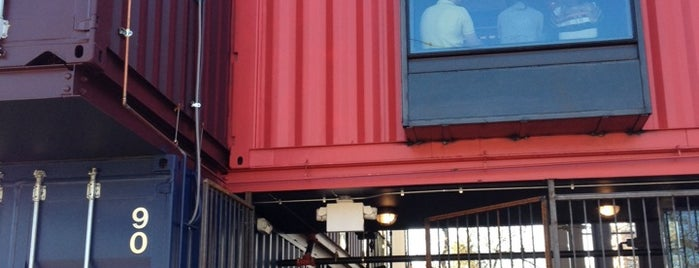 The Container Bar is one of Austin, TX.
