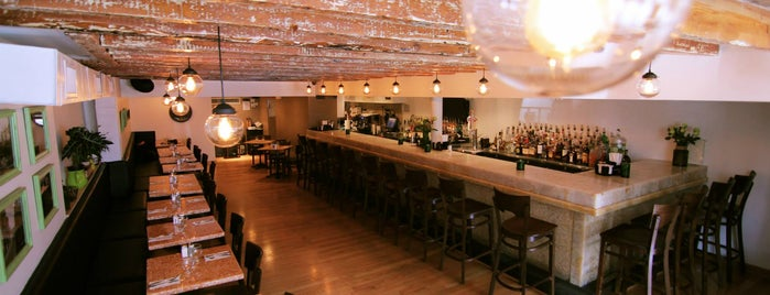 Village Pisco is one of NYC 2013 new openings.