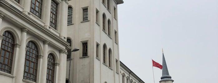 Kuleli Askeri Lisesi is one of Istanbul.