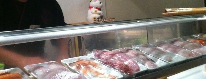 Shunka is one of Irvine Orange County Sushi etc.