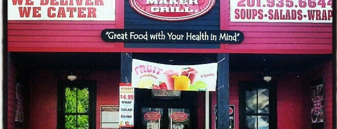 Muscle Maker Grill is one of Good Food Finds All Over.