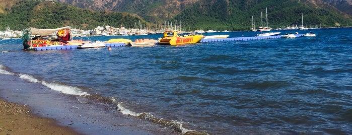 Moon Beach Club is one of สถานที่ที่ Zeynep ถูกใจ.