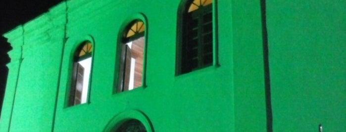 Paróquia Nossa Senhora das Candeias is one of Lieux sauvegardés par Weyler.