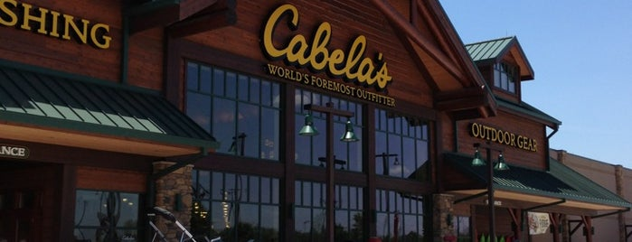 Cabela's is one of Best places in Mckinney, TX.