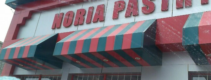 Noria Pastry is one of Gespeicherte Orte von J.