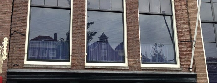 안네 프랑크의 집 is one of The Nederlands.
