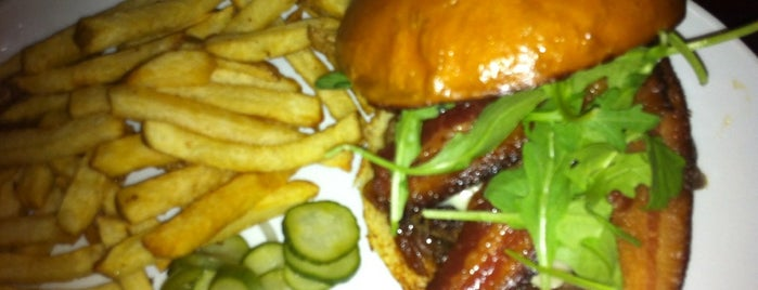 The Lounge 22 is one of Best Burgers in the IE.