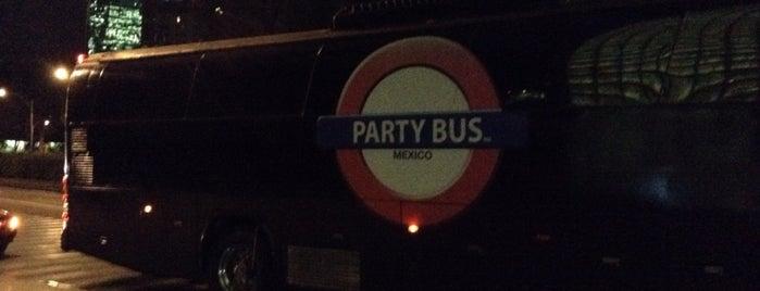 Party Bus is one of Maru'nun Beğendiği Mekanlar.