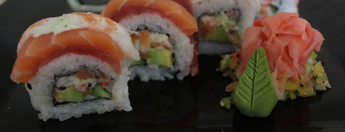Sushi Take Away is one of Tbc.