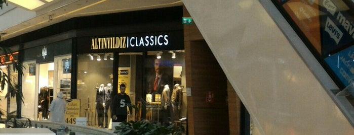 Altınyıldız Classic is one of Ahmetさんのお気に入りスポット.