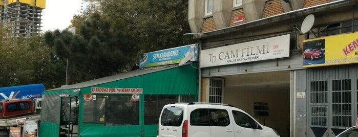 Şen Karadeniz Pide Kebap Salonu is one of Lugares favoritos de Mehmet.