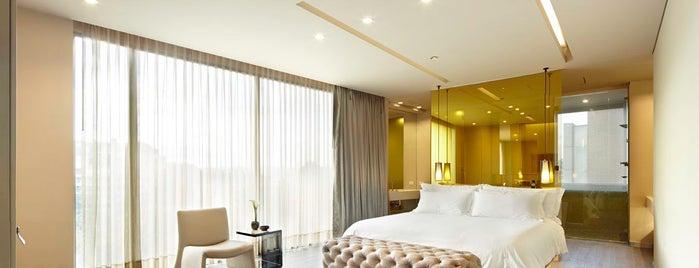 BOG Hotel is one of Lugares favoritos de Vanessa.