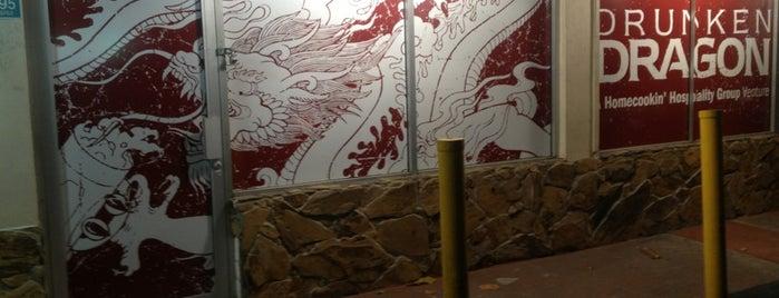 Drunken Dragon is one of 🏖Bienvenido.