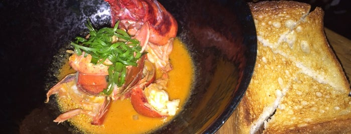Restaurant Marc Forgione is one of Pay with Cover at These Manhattan Restaurants.