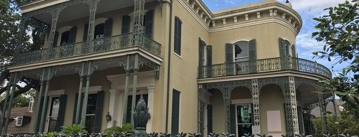 Colonel Short's Villa is one of NOLA.