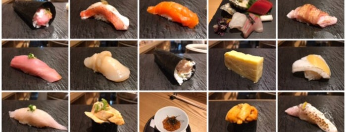 Sushi Zo is one of Michelin Starred Restaurants in New York.