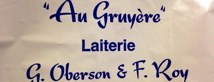Au Gruyère is one of Euro Trip 2019.