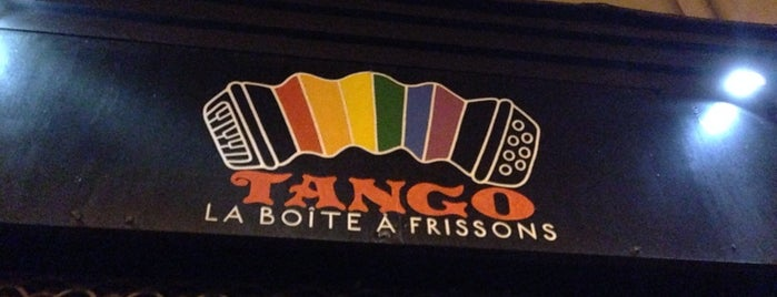 Le Tango is one of Paris.