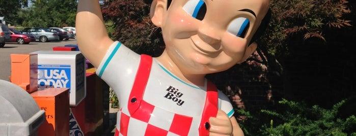 Big Boy is one of Top picks for American Restaurants.