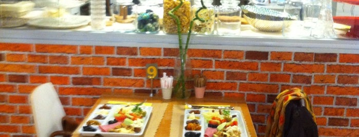 Mutfak Kitap is one of CAFE & BISTRO.
