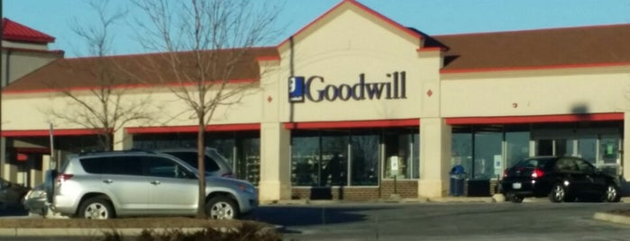 Goodwill is one of Rockin the suburbs.