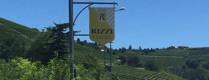 Cantina Rizzi is one of Orte, die Cusp25 gefallen.