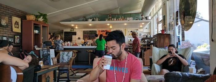 Maui Coffee Attic is one of Maui's Little Gems.