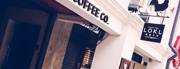 LOKL Coffee Co is one of Kopi Places.