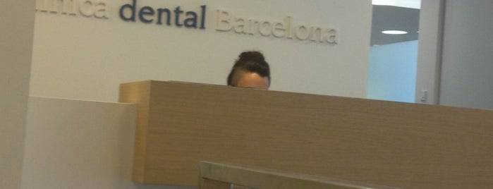 Clínica Dental Barcelona is one of Juan Carlos 님이 좋아한 장소.