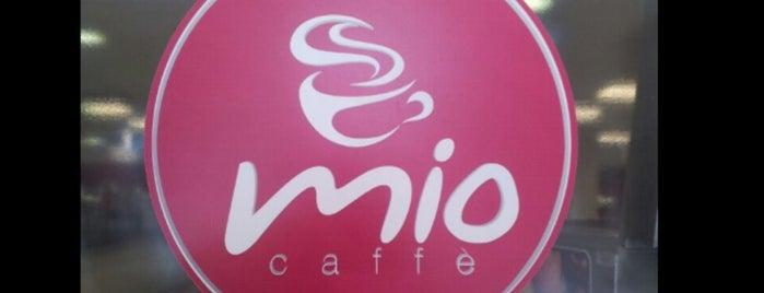 Mio Caffè is one of Locais curtidos por dofono filho do caçador.